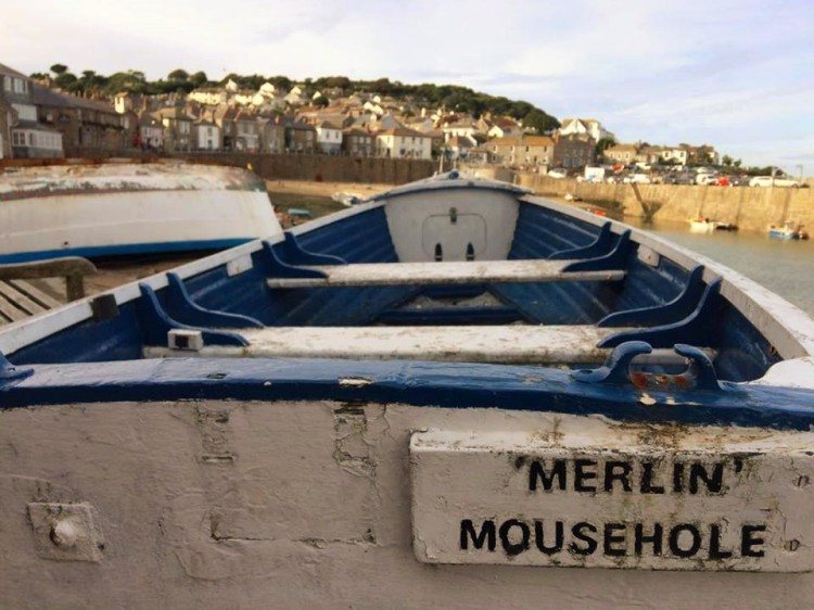 mousehole-boat