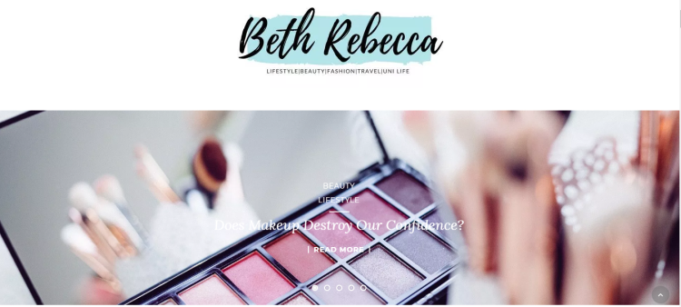 Featured Blogger Beth Rebecca